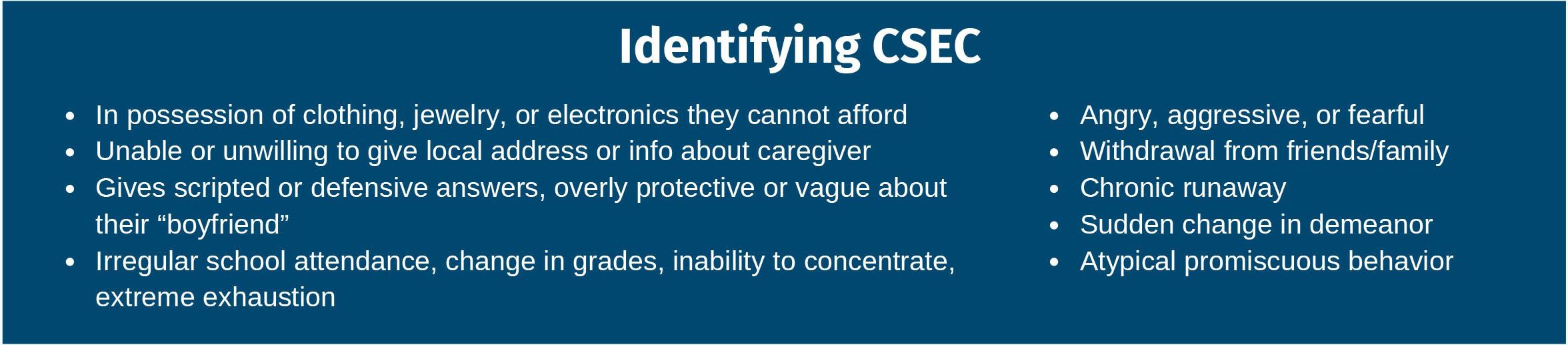 CSEC Flyer