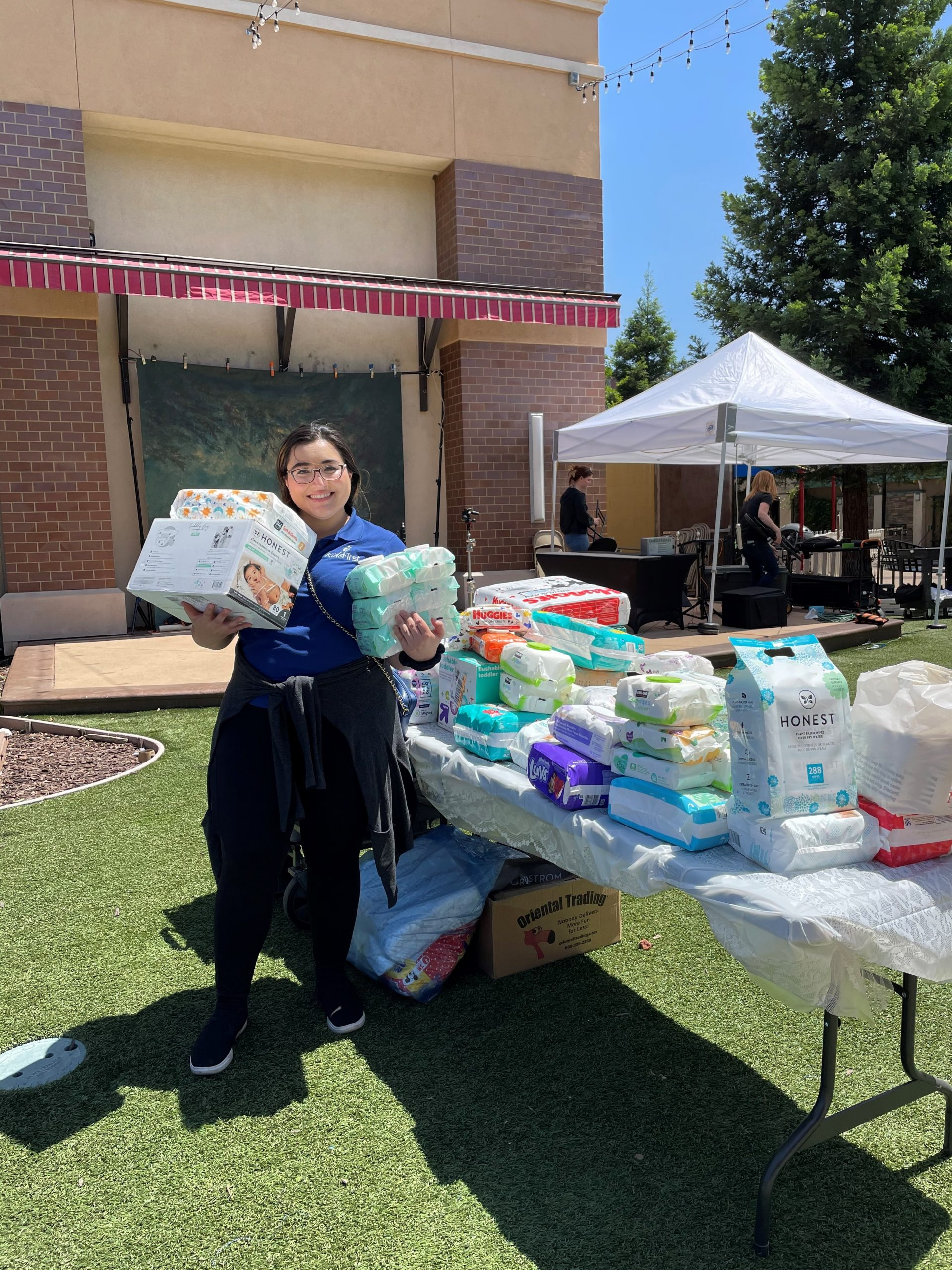 Fountains Donation Drive
